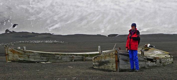 Deception Island Whalers Bay