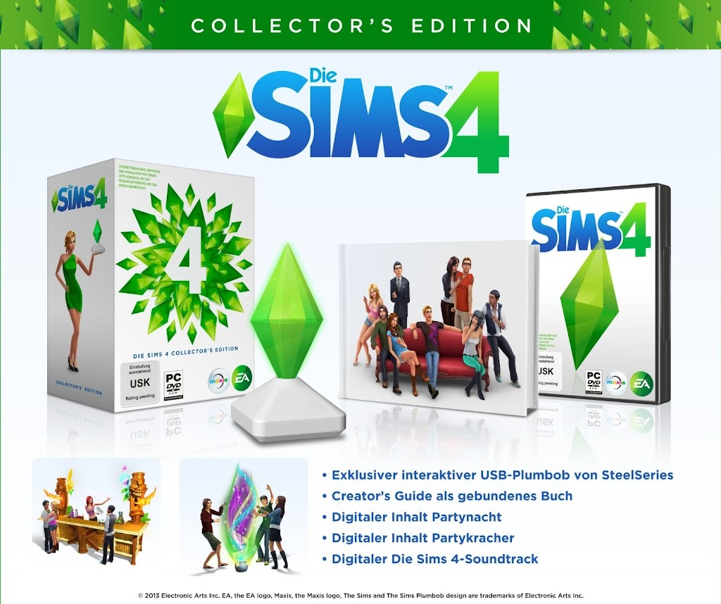 De Sims 4 Collector's Edition