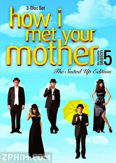 Khi Bố Gặp Mẹ Phần 5 - How I Met Your Mother Season 5 (2009) Poster