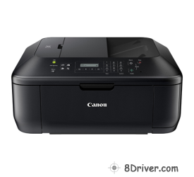 download Canon PIXMA MX372 printer's driver