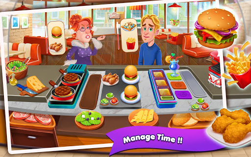 Chef Craze: Free Cooking Games 1.9 screenshots hack proof 2