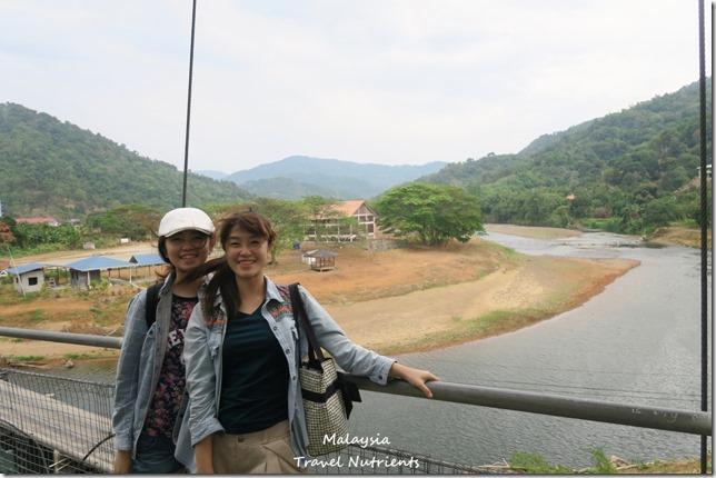 馬來西亞沙巴 九如河泛舟 溜索 (50)