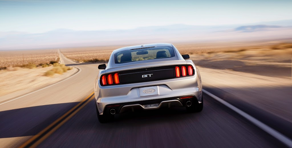 2015 Ford Mustang GT 6