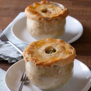 Chicken Pot Pie In A Jar