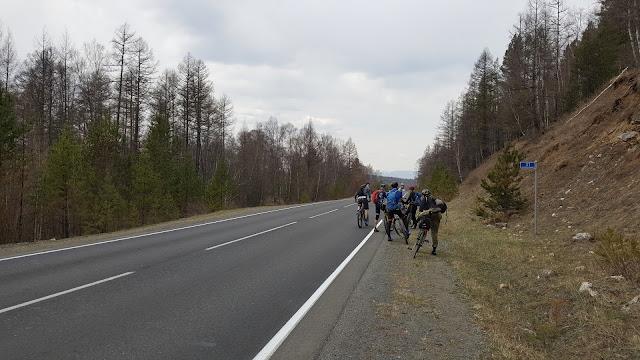 31 километр от Култука до Аршана