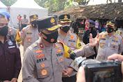 Wakapolda Banten Tegaskan  Masyarakat di Luar Banten Dilarang Berwisata ke wilayah Banten