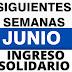 ¿CUÁLES SON LAS CONDICIONES DE PAGO CONTINUA EN JUNIO PARA INGRESO SOLIDARIO DE 160.000 PESOS ?