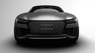 2019 Audi Q4 concept design