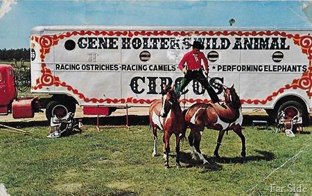 Gene Holter postcard