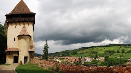 Kirchenburg in Biertan