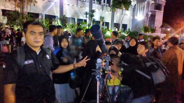 inomn 2016 di halaman Balai kota Surabaya