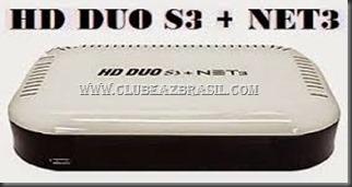 ATUALIZAÇÃO FREESATELITAL HD DUO S3   NET 3 V3.48