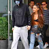 Ariana Grande and Her Boyfriend Hold Hands Out In NYC