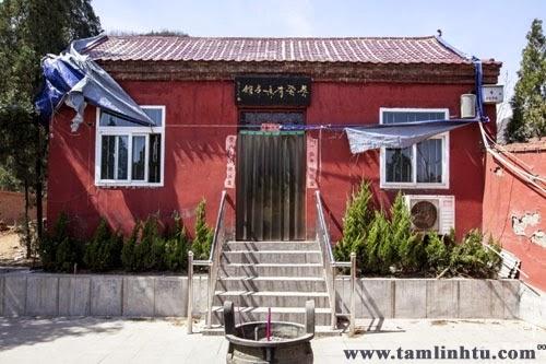 Chùa Linh Tuyền, tỉnh Hà Nam, được xây gần 1.500 năm trước