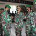 Dandim 0703 Cilacap Pimpin Korp Raport Kenaikan Pangkat dan Pindah Satuan Anggotanya