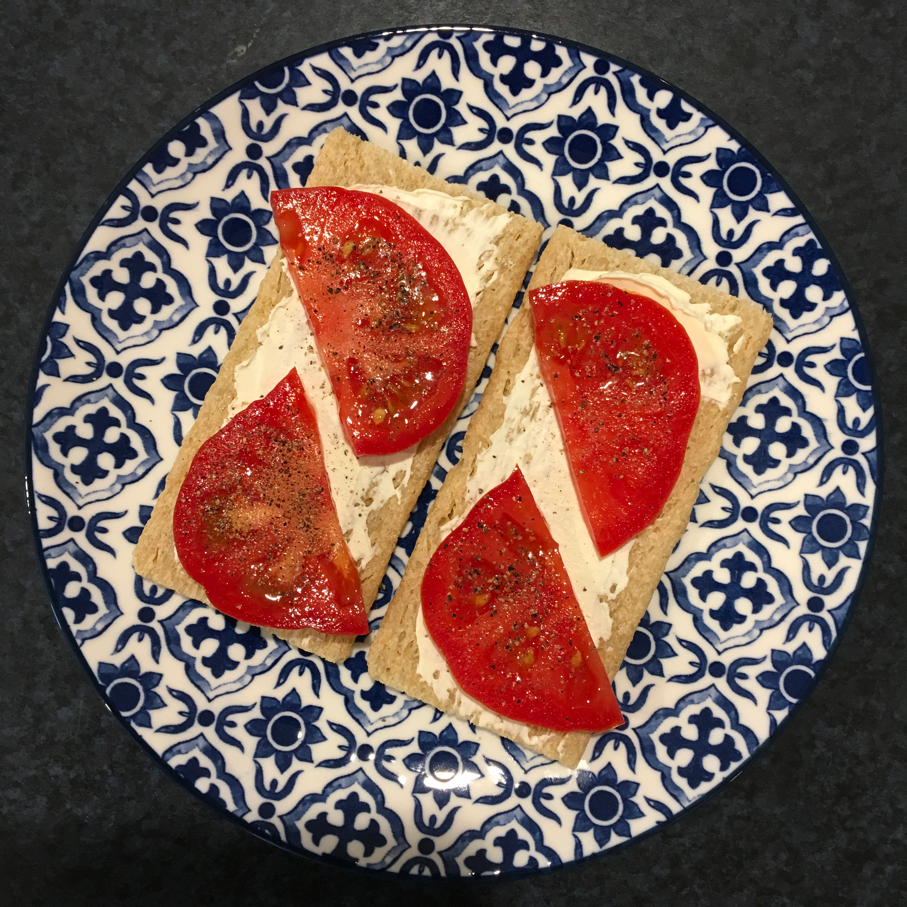 how to make tomato and onion bake