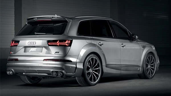 Audi SQ7 by ABT