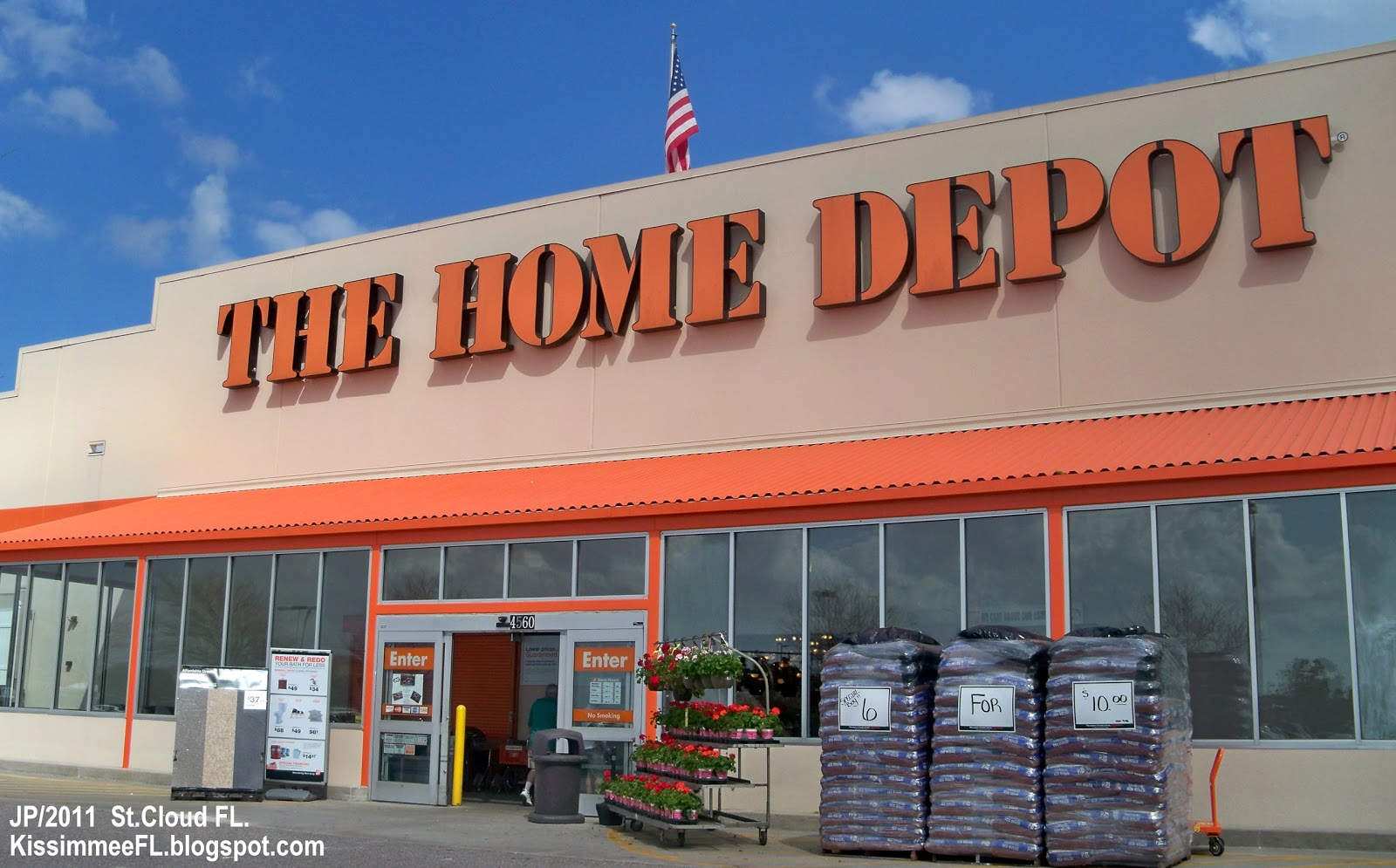 Home Depot St Cloud Florida 13th St The Home Depot Store Building Images Frompo