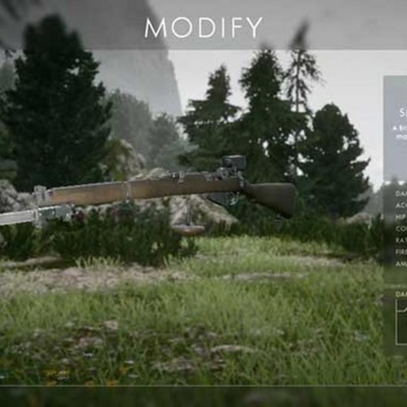 Battlefield 1 – Das beste Scharfschützengewehr (Guide)