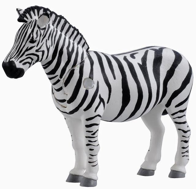 Hình ảnh sắc nét, sinh động của con Ngựa vằn - Zebra Ania AS-04