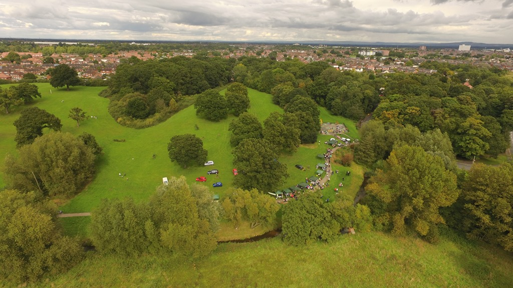 [Aerial+view+of+the+event+at+the++Joey+the+Swan+Recreation+ground%5B3%5D]