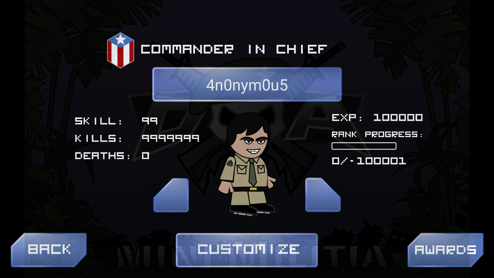 [UPDATE] [FIRST ON NET] POINTS AND EXPERIENCE HACK - Doodle Army 2 : Mini Militia Android Hack ...
