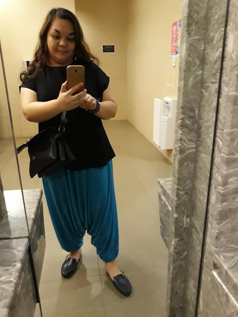 Harem Pants or Bloomy Pants?