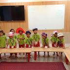 Hat Day in Nursery (2014-15) at Witty World