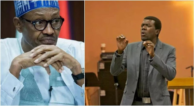 Reno Omokri reveals what he will do to Buhari soon