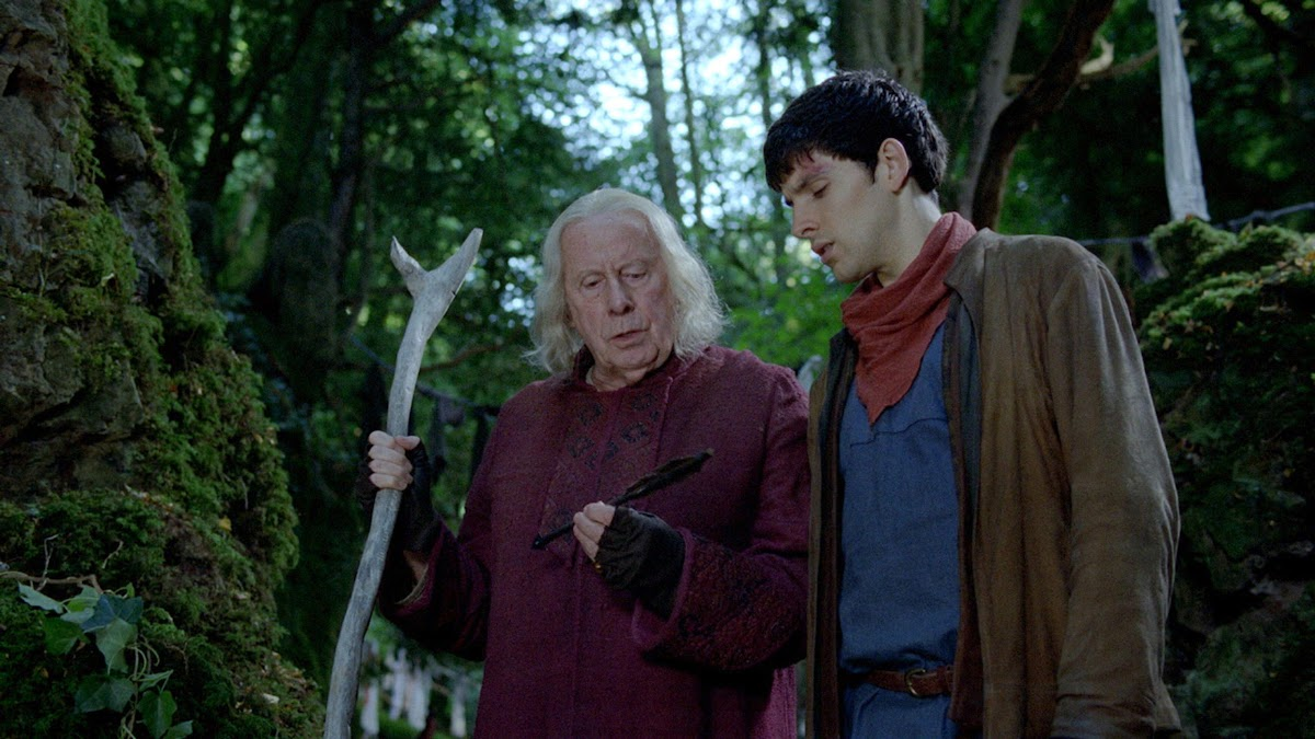 BBC Syfy Merlin Promo Still A Herald of the New Age