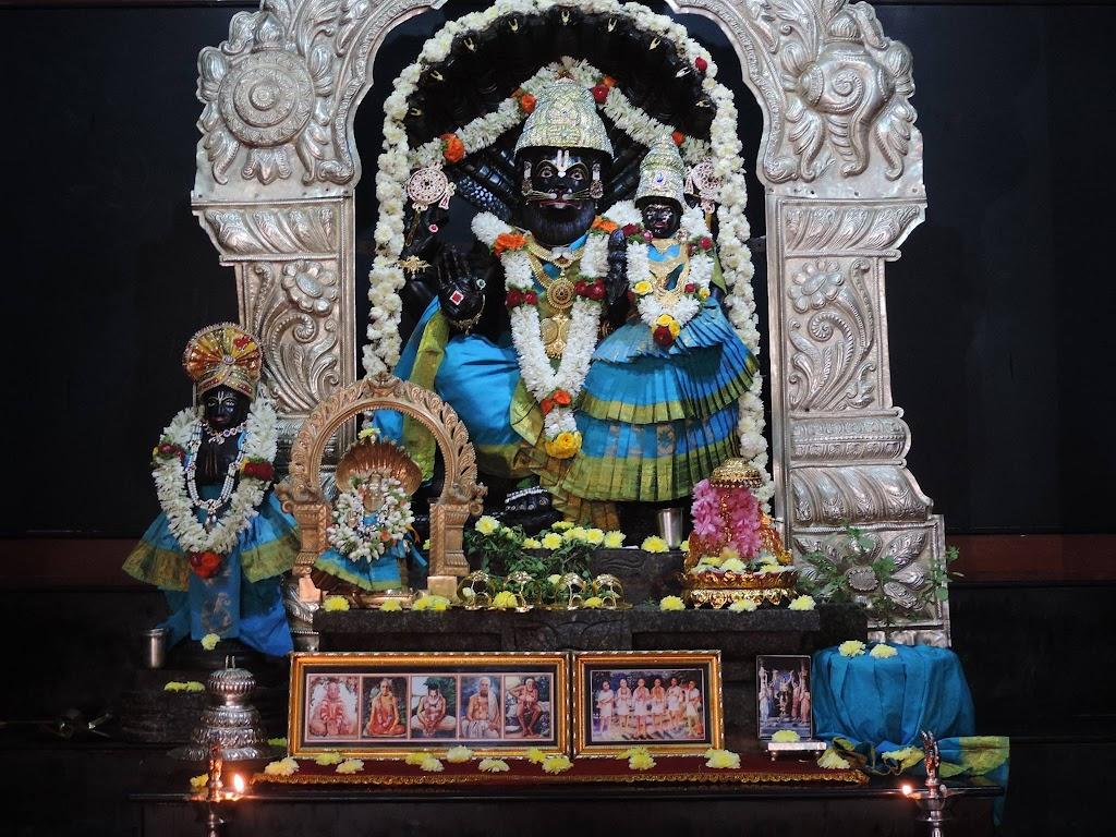 ISKCON Bangalore Deity Darshan 2 Jan 2016  (7)