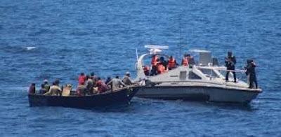 Resultado de imagen para Armada Dominicana detiene a 16 personas intentaron viajar ilegalmente a Puerto Rico