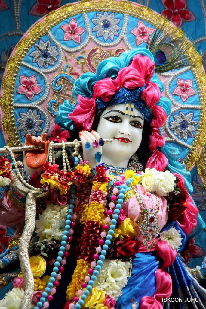 ISKCON Juhu Sringar Deity Darshan on 29th Dec 2016  (3)