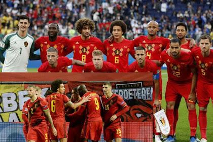 Tielemans Cetak Gol Ke Gawang Schmeichel, Belgia Melaju Ke Semifinal UEFA Nations League 2020-2021
