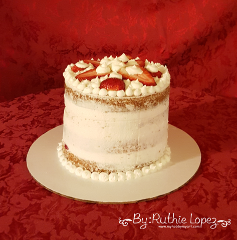 Naked Cake - Candy Bar - Ruthie Lopez