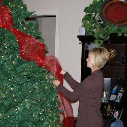 Getting the Christmas Spirit - December 2008