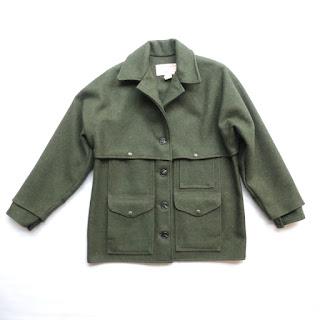 Filson Virgin Wool Coat
