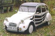 Citroën 1987 2 CV Wella