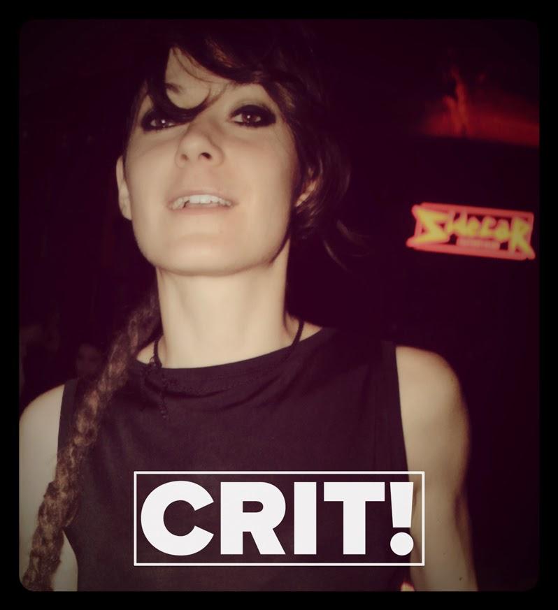 CRIT! #35 2015-02-05 09