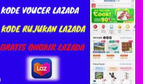 Kode Rujukan Lazada Dapatkan 100 Ribu Cek Caranya Disini