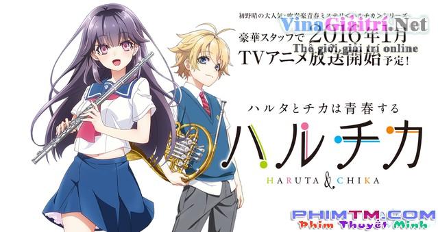 Xem Phim Haruta & Chika - Haruchika: Haruta To Chika Wa Seishun Suru - phimtm.com - Ảnh 1
