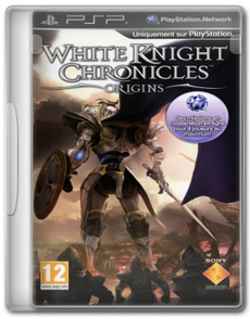 Download White Knight Chronicles Origins EUR – PSP Grátis e Completo