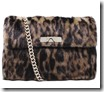 Kurt Geiger Leopard Print Cross Body Bag