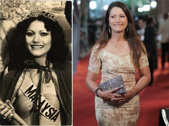 """Datuk Yasmin Yusoff. Miss Universe 1978, Dia suara LRT tu """"Station berikutnya Pasar seni. Station pertukaran ke MRT laluan Sg buloh Kajang"""""""