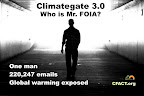 Climategate: FOIA – 'The Man Who Saved The World' — Leaker called 'a true hero' — Anonymous leaker behind Climategate emails praised