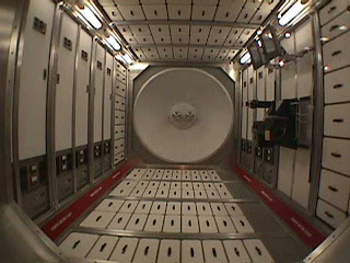 3300Space Station Shower