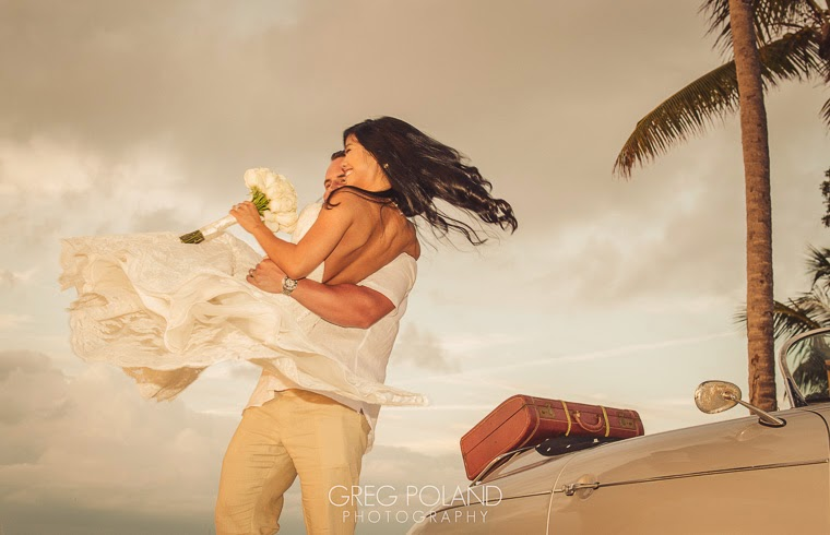 Florida is the perfect destiation for your beach wedding
