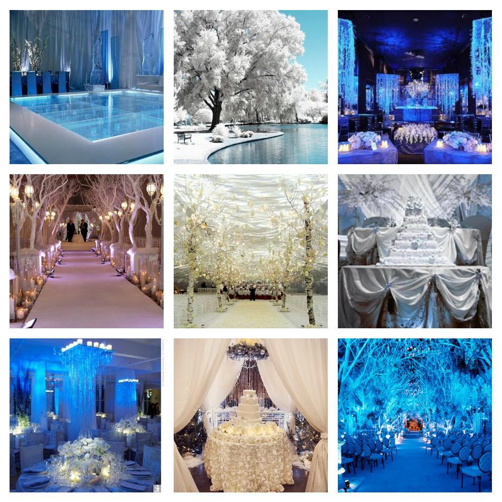 Winter Wonderland Wedding Gowns: Adrena's Blog: Congratulations Annie And Ian