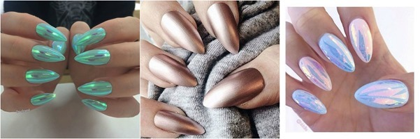 Metallic-Nail-Art-Ideas-Mystylespots-2017