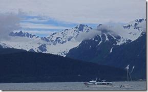 Kenai Mountains near Seward Alaska